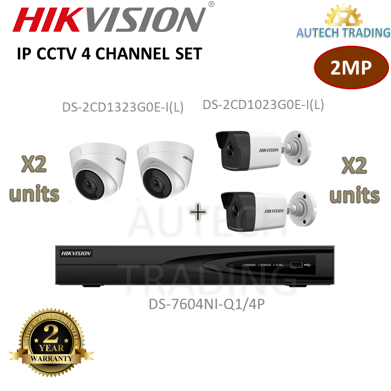 Cara Pasang CCTV Hikivision