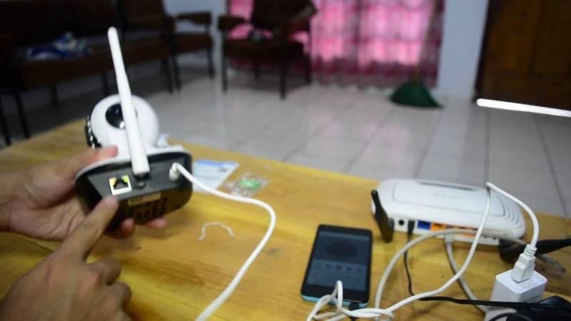 Cara Pasang CCTV Wifi Yang Baik dan Benar