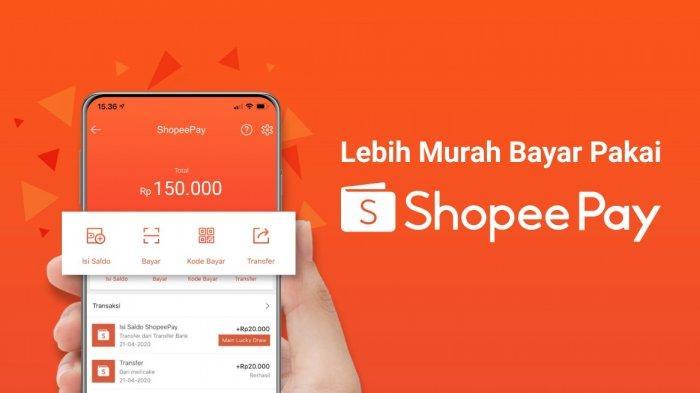Mulai 1 Juli 2021, Isi Saldo ShopeePay Melalui Transfer Bank Dikenakan  Biaya Admin - Tribunnews.com Mobile