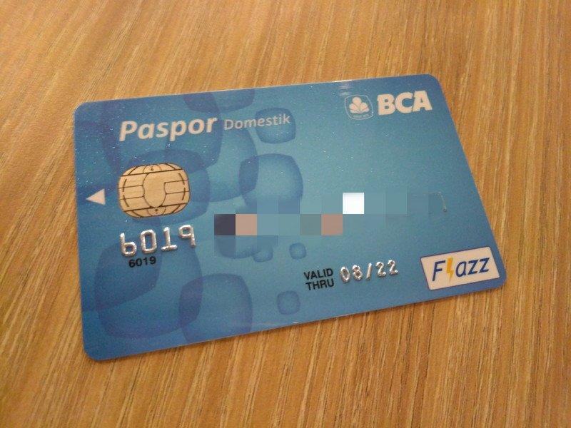 Cara Bayar BPJS Lewat ATM BCA 2020
