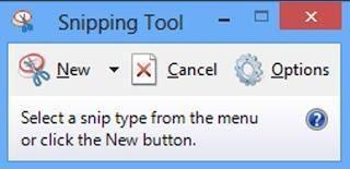 screenshot di laptop tidak berfungsi